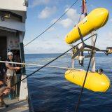 R/V Falkor Day six -  Scott Reef on Ship
